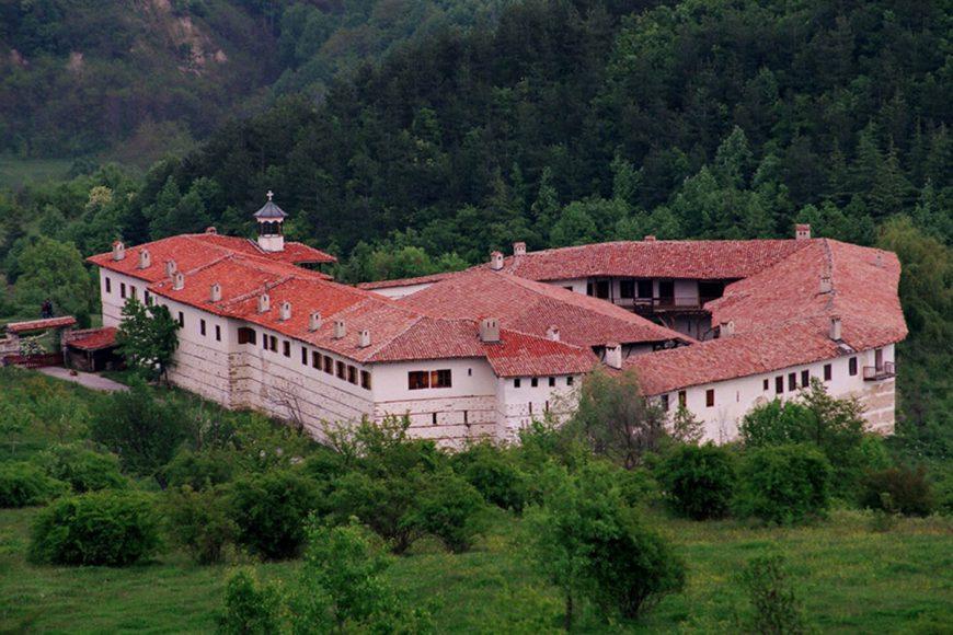 Роженский монастырь